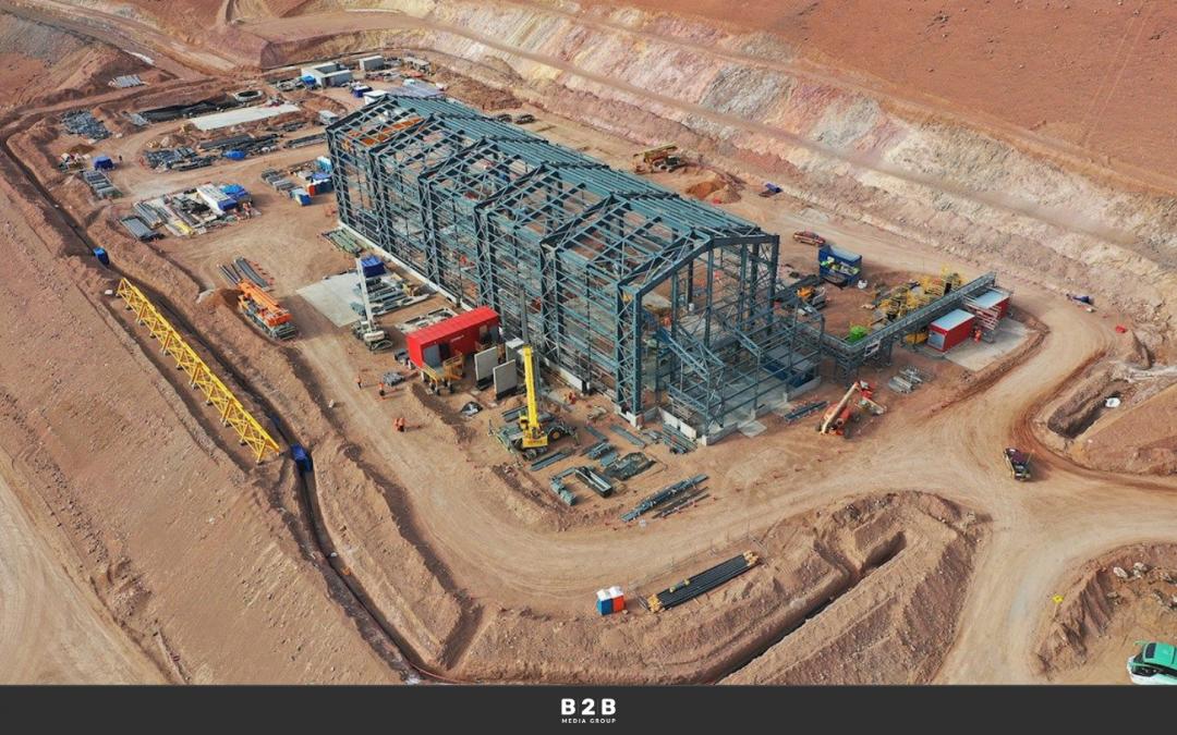 Gold Fields encarga a ABB un sistema integrado de automatización y energía para un proyecto chileno